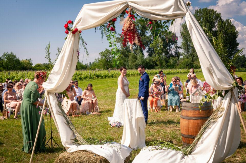 Mariage de Pauline & Christopher