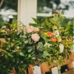 decoration fleurs mariage